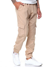 Pants - Twill Motto Joggers