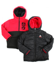 Outerwear - Reversible Jacket (2T-4T)
