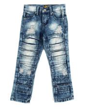 Bottoms - Fashion Cut/Sew Jean (4-7)