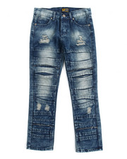 Arcade Styles - Fashion Cut/Sew Jeans (8-20)