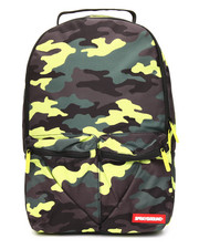 Sprayground - Neon Camo Pockets Backpack