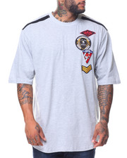 Southpole - S/S Multi Patch Tee (B&T)