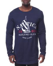 Nautica - L/S Sailing Club Tee