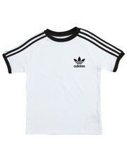 Adidas - JUNIOR CALIFORNIA TEE (7-20)