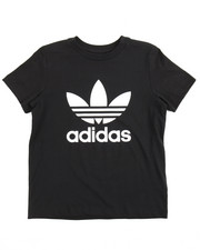 Adidas - JUNIOR TREFOIL TEE (7-20)