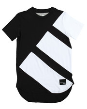 Adidas - JUNIOR EQT ELONGATED TEE (7-20)