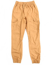 Bottoms - Cargo Jogger Pants (8-20