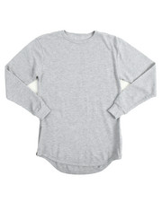 Thermals - L/S Rounded Bottom Thermal (8-20)