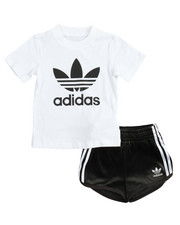 Adidas - TEE & SHORT SET (INFANT-4T)