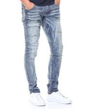 Jeans & Pants - Side Pocket Skinny Jeans