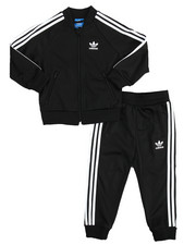 Adidas - SUPERSTAR TRACK SET (INFANT-4T)