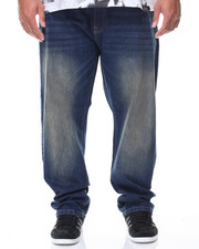 Southpole - Basic Denim Slim Straight Jeans (B&T)