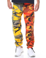 Pants - Two Tone Camo Bdu Pants