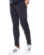 Akademiks - Grant Zip Poly Interlock Pant