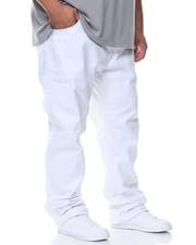 Men - Bull Twill Straight Fit Pants (B&T)