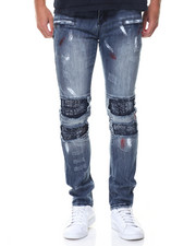 Buyers Picks - Patched Motto Jeans