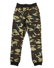 Sweatpants - Quilted Fleece Jogger (8-20)