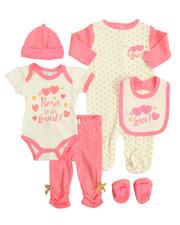 Infant & Newborn - 7 Piece Long Set (Infant)
