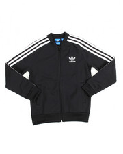 Boys - JUNIOR SUPERSTAR TRACK JACKET (8-20)
