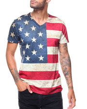 Buyers Picks - S/S Americana Sublimation Tee