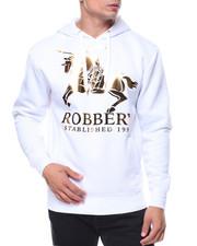 Buyers Picks - Basic Pullover Metallic Hoodie