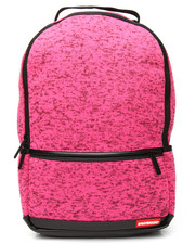 Sprayground - Pink Knit Backpack