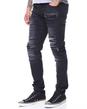Buyers Picks - Twill Ripped Jeans