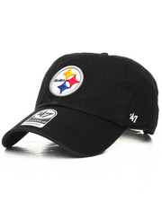 Accessories - Pittsburgh Steelers Clean Up 47 Dad Hat
