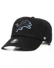 NBA, MLB, NFL Gear - Detroit Lions Clean Up 47 Dad Hat