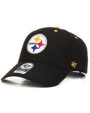 NBA, MLB, NFL Gear - Pittsburgh Steelers Audible MVP 47 Dad Hat