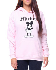 Graphix Gallery - Mickey Pullover Hoodie