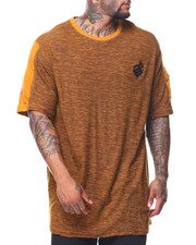 Rocawear - S/S Respect Knit Crew Neck Tee (B&t)