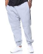 Waterproof Zipper Fleece Jogger Pants (B&T)