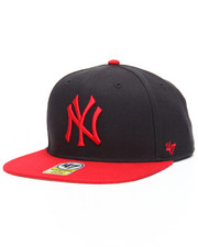 Boys - Youth New York Yankees No Shot Two Tone 47 Captain Wool Snapback