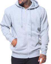 Hoodies - Fleece Full Zip Hoodie Sweatshirt (B&T)