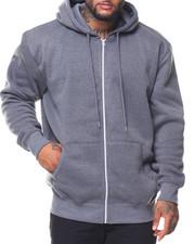 Hoodies - Fleece Full Zip Hoodie Sweetshirt (B&T)