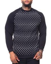 Buyers Picks - Fleece Printed Pullover Sweatshirt (B&T)