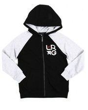 Boys - Research Collection Zip Hoodie (8-20)