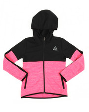 Outerwear - Color Block Track Jacket (7-16)