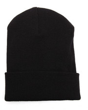 Hats - Plain Long Skully