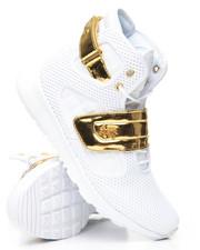 Sneakers - Atlas 3 Metallic Buckle Sneakers