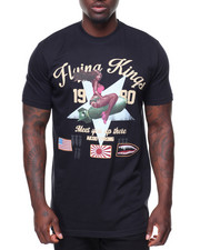 AKOO - S/S Flying Kings Tee