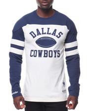 Mitchell & Ness - Swing Pass L/S Dallas Cowboys T-Shirt