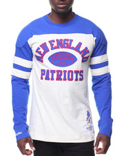 Mitchell & Ness - Swing Pass L/S New England Patriots T-Shirt