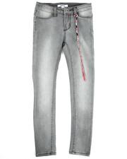 Girls - Sequin Back Pocket Jegging (7-14)