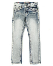 Boys - 33 Thick Stitch Jeans (8-20)