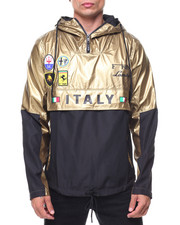 Hoodies - Front Porch Racing Jacket For Team Italy