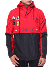 Men - Front Porch Racing Jacket For Team Italy