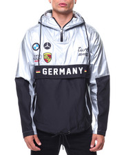 Hoodies - Front Porch Racing Jacket For Team Germany