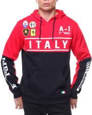 Buyers Picks - Pullover Hoody Team Italy